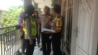 Dua WNA diciduk dan 9 pasangan di luar nikah diamankan polisi. (Liputan6.com/Dhimas Prasaja)