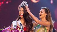 Miss Universe 2018 Catriona Gray dari Filipina. (dok.Instagram @missuniverse2018/https://www.instagram.com/p/BrfEnjagY_C/Henry