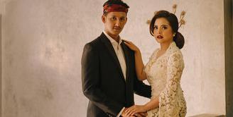 Tasya Kamila dan Randi Bachtiar. (Foto: instagram.com/dierabachir)