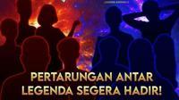 Perang bintang akan tersaji pada 2 Oktober 2021, saat legenda RRQ dan EVOS bersua.  (FOTO / IG MPL Indonesia)