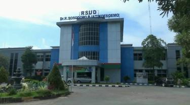 RSUD Dr R Sosodoro Djatikoesoemo Bojonegoro (Ahmad Adirin/Liputan6.com)