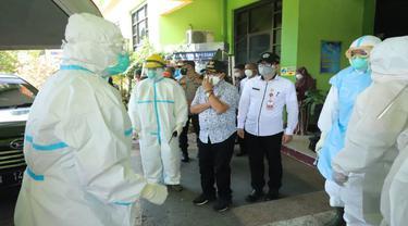 Seluruh IGD RS Rujukan di Malang Over Kapasitas Pasien Covid-19