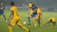 Duel PSIS vs Semen Padang di Stadion Moch. Soebroto, Magelang (13/12/2019). (Bola.com/Vincentius Atmaja)