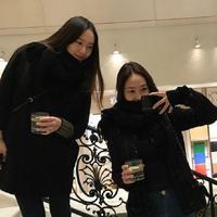 Jessica jung dan Krystal f(x) saat berlibur di New York. (Instagram/jessica.syj)