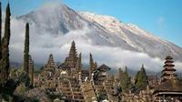 Gunung Agung di Bali. (dok.Instagram @dolanbareng_id/https://www.instagram.com/p/BscWVfPFMHX/Henry