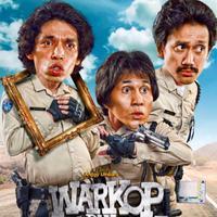 Poster Warkop DKI Reborn: Jangkrik Boss! Part 1 . Foto: Instagram