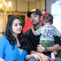 Rafathar Malik Ahmad anak pasangan Raffi dan Gigi, dikenal memiliki banyak penggemar. Tingkah lucu anaknya itu nantinya bisa menjadi kenangan saat dirinya sudah besar. (Adrian Putra/Bintang.com)