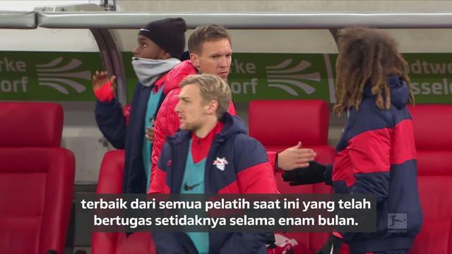 Berita video mengenai 5 rahasia yang membuat tim RB Leipzig begitu hebat di Bundesliga musim ini.