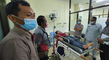 Jasa Raharja Serahkan Santunan 1x24 Jam Korban Kecelakaan Tol Purbalenyi