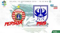 Liga 1 2018 Persija Jakarta Vs PSIS Semarang (Bola.com/Adreanus Titus)