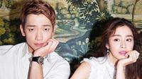 Kehebohan yang terjadi bukan karena keduanya bintang Korea papan atas, namun juga konsep pestanya yang terbilang begitu sederhana untuk sekelas mereka. (Doc. Soompi)