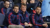 Tottenham Vs MU (Reuters / Eddie Keogh)