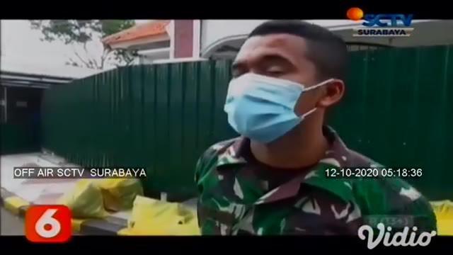 Rumah Sakit Lapangan Kogabwilhan II, Jalan Indrapura, Surabaya menyatakan bahwa 17 pasiennya telah sembuh dari Covid-19, setelah menjalani isolasi selama 14 hari.