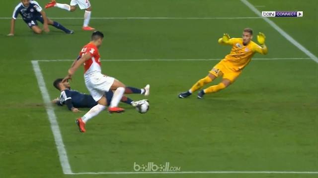 Brace Radamel Falcao membantu Monaco menang 2-0 di babak semifinal Coupe de la Ligue kontra Montpellier untuk menantang Paris Sain...