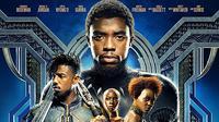 Poster Black Panther. (Foto: IMDb/ Walt Disney Studios)