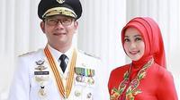 Ridwan Kamil dan Istri (Ridwan Kamil/instagram.com)