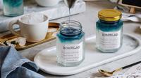Terinspirasi Lukisan van Gogh, Minuman Sarang Burung Walet Bunga Telang Ini Curi Perhatian (dok. Instagram/@homelab_id)
