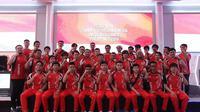 Timnas Esports Indonesia akan berusaha maksimal di SEA Games 2019.  (FOTO / Ist iESPA)