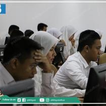 SKD diikuti sebanyak 89 mahasiwa STIS dan 77 mahasiswa STSN yang lulus pada Penerimaan Mahasiswa Baru (PMB) tahun 2015. Dok BKN