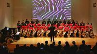 Alumni Paduan Suara Mahasiswa UNPAD di Naranesia. (Istimewa)
