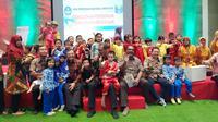 Peringatan puncak Hardiknas 2018 akan dipusatkan di Lombok, Nusa Tenggara Barat, Senin (7/5/2018). (Ist)