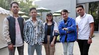 Charity Lombok (Adrian Putra/bintang.com)