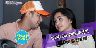 Wawancara bersama Anak dan Istri menjadi salah satu cara Raffi menangkal gosip selingkung dengan Ayu Ting Ting.