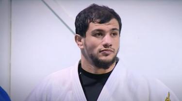 Dukung Palestina, Atlet Judo Aljazair Walk Out Saat Tanding Dengan Israel di Olimpiade Tokyo