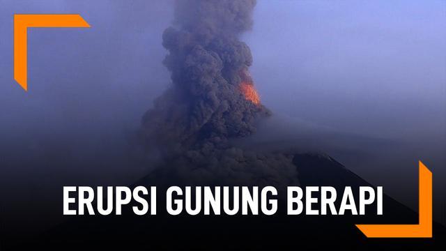 Penjelasan Erupsi Gunung Berapi Tingkatkan Aktivitas Gunung Lain