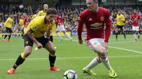 Wayne Rooney (AP Photo/Tim Ireland)