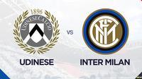 Liga Italia: Udinese Vs Inter Milan. (Bola.com/Dody Iryawan)