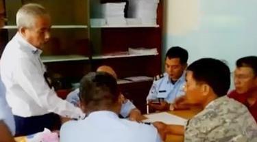 VIDEO: Lokasi Kegiatan 5 WN China di Halim Dijaga Ketat TNI