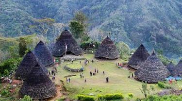 Tanpa Signal, Ini Dia Desa Terindah di Indonesia