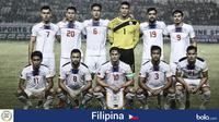 Profil Tim Piala AFF 2016_Filipina (Bola.com/Adreanus Titus)