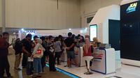 Travel Insight bersama KAI Expo. (Istimewa)