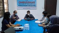 Para tenaga kesehatan (nakes) RSUD Pirngadi Medan mengadu ke Ombudsman RI Perwakilan Sumut