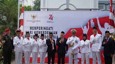 HUT ke-74 RI juga diarayakan di Hanoi, Vietnam (KBRI Hanoi)