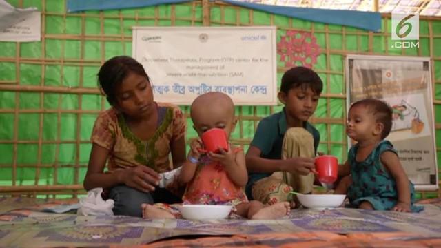 Menurut UNICEF, tahun 2017 menjadi masa terburuk bagi anak-anak yang berada dalam zona konflik.