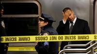 Melanie Turner mendorong korbannya ke arah kereta yang sedang melaju, tertabrak dan tewas (Reuters)