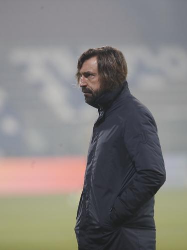 Euforia Pemain Juventus Juara Piala Super Italia
