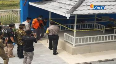 Bos miras oplosan, akhirnya dihentikan kepolisian dari Polda Jawa Barat, yang menangkapnya di Palembang, Sumatera Selatan dan kini sudah dibawa ke Polda Jawa Barat.