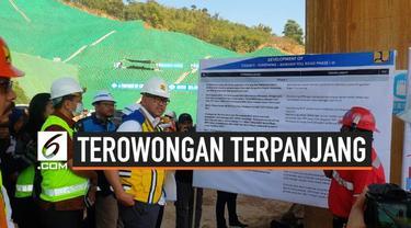 Kementerian Pekerjaan Umum dan Perumahan Rakyat (PUPR) menargetkan pembangunan Tol Cileunyi Sumedang Dawuan (Cisumdawu) bisa selesai pada akhir 2020. Jalan tol tersebut akan langsung digunakan setelah selesai pembangunannya.
