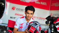 Andi Gilang Gantikan Dimas Eki di GP Moto2 2020. (Dok: AHM)