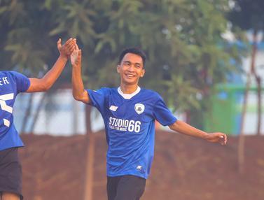 FOTO: Keseruan Liga Ayo Jakarta 2019, Sisi Menarik Sepak Bola Amatir