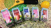 Greenfields kini hadir dengan kemasan susu UHT ukuran kecil, menjadi produk baru atas banyaknya permintaan konsumen.