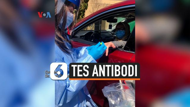 tes antibodi