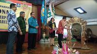 Sosialisasi Perppu Nomor 1 Tahun 2017 di Bali