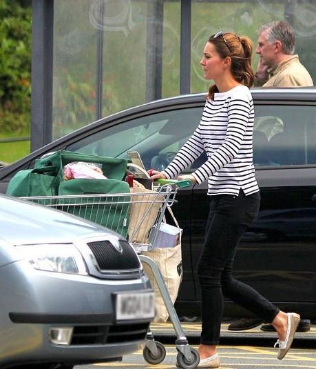 Resep Langsing Kate Middleton Usai Melahirkan