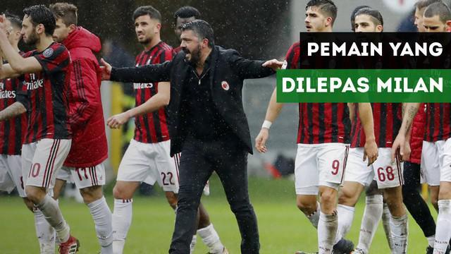 AC Milan diperkirakan akan melepas beberapa pemain demi menaati peraturan Financial Fair Play.