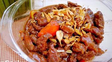 Resep Krengsengan Ayam Gurih & Pedas Pengganti Kambing - Lifestyle ...